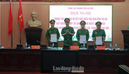 Công an Hà Nội kể chuyện rà 6 km sông Nhuệ tìm nữ sinh Học viện Ngân hàng