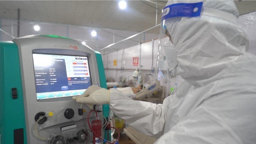 24 giờ qua cả nước thêm 3.639 ca mắc Covid-19 và 1.323 người khỏi bệnh
