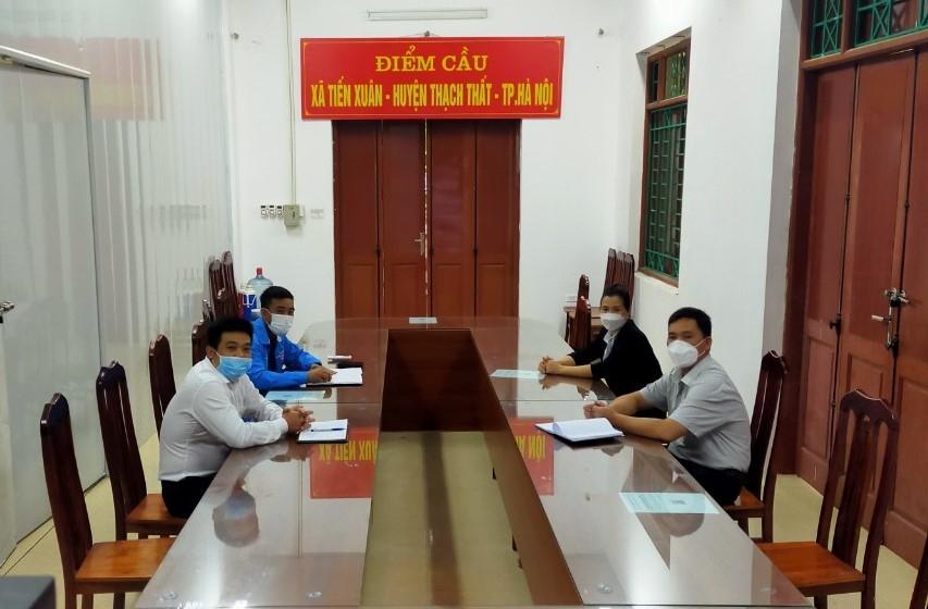 LĐLĐ huyện Thạch Thất: Tổ chức tập huấn nghiệp vụ công tác Công đoàn năm 2021