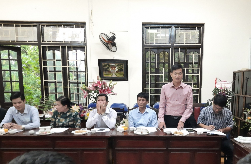 LĐLĐ huyện Thường Tín: Tiếp tục quan tâm, rà soát hỗ trợ người lao động trở lại làm việc