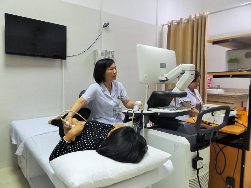 Tổ chức khám sức khỏe sinh sản cho phụ nữ khuyết tật
