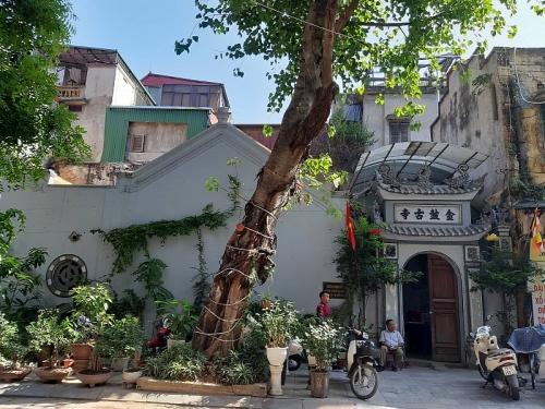 Chùa Kim Cổ - Một trong Thăng Long tứ quán của Hà Nội xưa