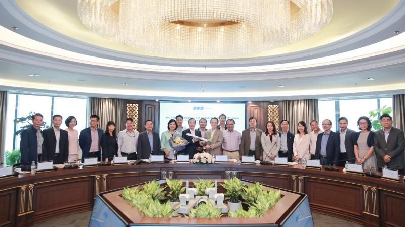 Tập đoàn FLC gặp mặt Đoàn trưởng các cơ quan đại diện Việt Nam tại nước ngoài