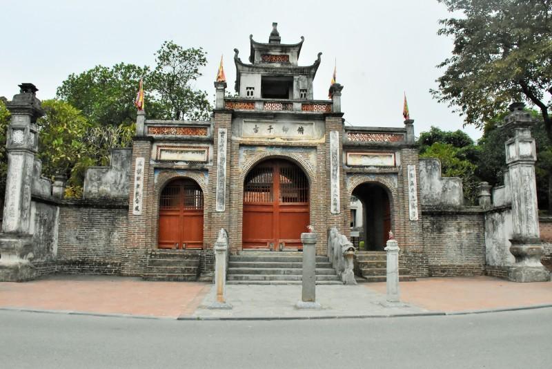 Đền An Dương Vương – Ngôi đền thiêng giữa thành Cổ Loa