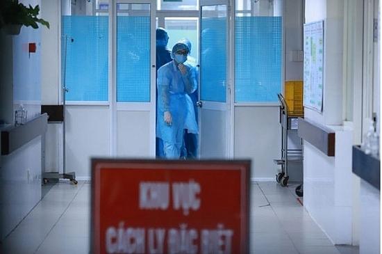 Thêm 3 ca mắc mới Covid-19, Việt Nam có 1.361 bệnh nhân