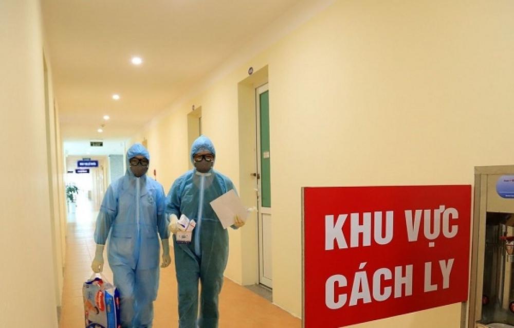 Việt Nam ghi nhận thêm 3 người nhiễm Covid-19, nhập cảnh cách ly tại Khánh Hòa
