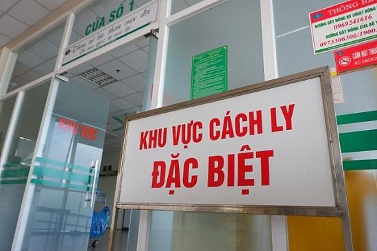 Chiều 20/12, Việt Nam ghi nhận thêm 2 ca mắc mới Covid-19