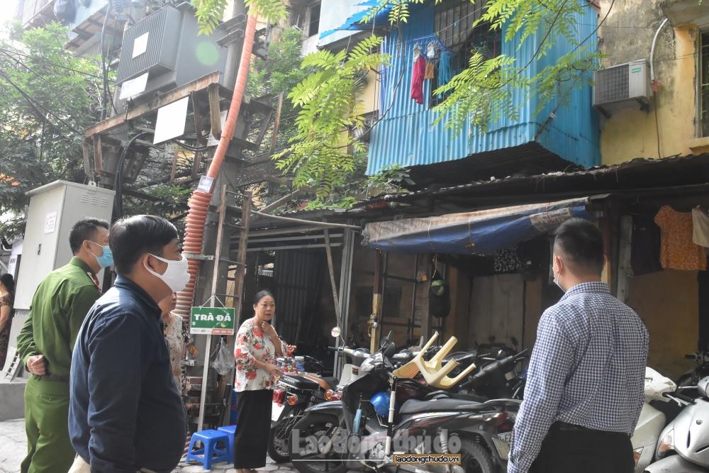 Thiết lập trật tự đô thị, giữ gìn mỹ quan trên địa bàn phường Hàng Bột