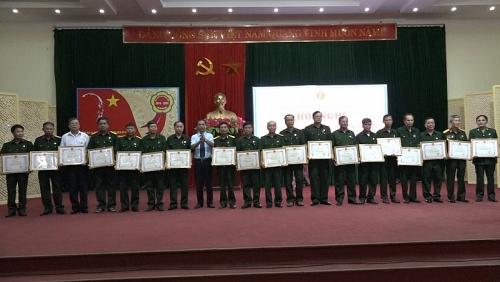 Hội Cựu chiến binh huyện Mỹ Đức phát huy tốt truyền thống Bộ đội Cụ Hồ