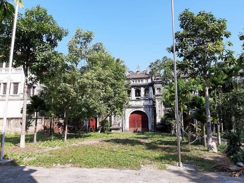 Nét kiến trúc độc đáo của chùa Bát Tháp giữa lòng Thủ đô