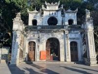 Đền Quán Thánh - Ngôi đền linh thiêng bậc nhất Hà Nội