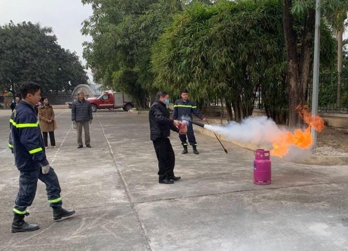 Đảm bảo an toàn phòng cháy chữa cháy tại các khu di tích văn hóa