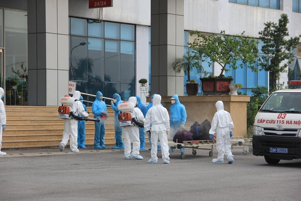 Nam thanh niên nhập cảnh trái phép ở thành phố Hồ Chí Minh và 9 người khác mắc Covid-19