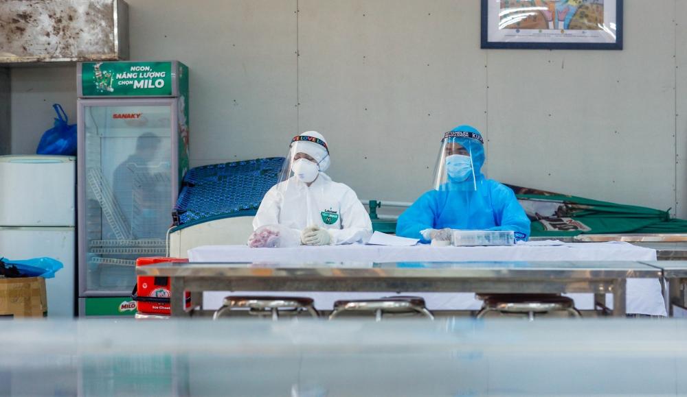Chùm ca bệnh tại thị trấn Đông Anh ghi nhận ca dương tính thứ hai