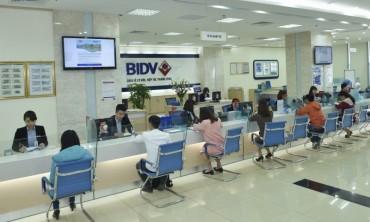 Từ 15/1: BIDV giảm lãi suất cho vay ngắn hạn