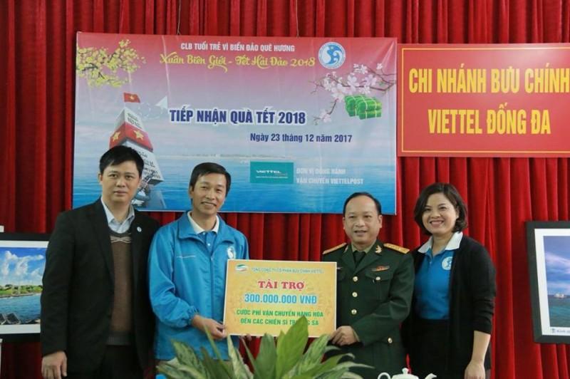 buu chinh viettel mobile hoa 100 hoat dong chuyen phat