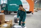 Bưu chính Viettel: Mobile hóa 100% hoạt động chuyển phát