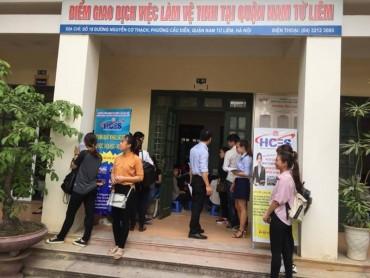 Cơ hội tìm việc miễn phí tại điểm GDVL vệ tinh quận Nam Từ Liêm