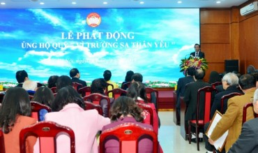 Hà Nội phát động nhân dân ủng hộ Quỹ 'Vì Trường Sa thân yêu'