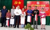Thủ tướng Nguyễn Xuân Phúc tặng quà Tết tới người nghèo Bình Định