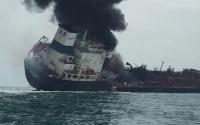 25 thuyền viên Việt Nam gặp nạn ở vùng biển Hồng Kông