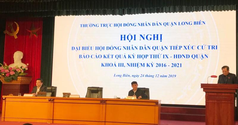 hoi dong nhan dan quan long bien thong qua 13 nghi quyet quan trong
