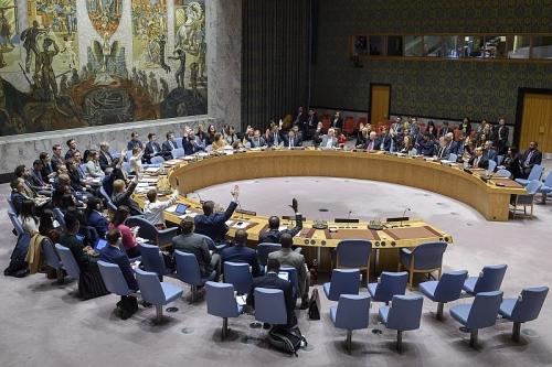 Việt Nam chủ trì hoạt động mở của Hội đồng Bảo an
