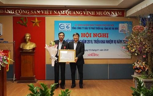 Khen thưởng 7 tập thể, 15 cá nhân tiêu biểu thuộc Tổng Công ty UDIC