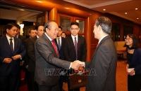 Không ngừng củng cố và phát triển quan hệ Việt - Trung ngày càng tốt đẹp