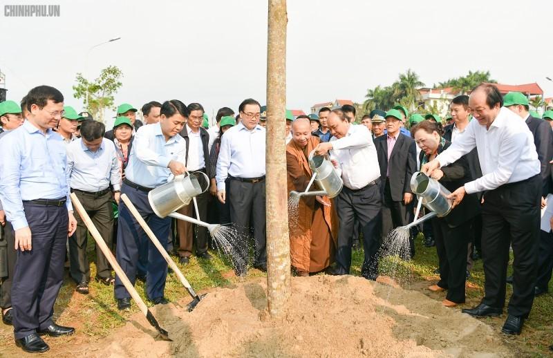 Hà Nội: Sẽ đồng loạt tổ chức lễ phát động Tết trồng cây từ Mồng 6 Tết