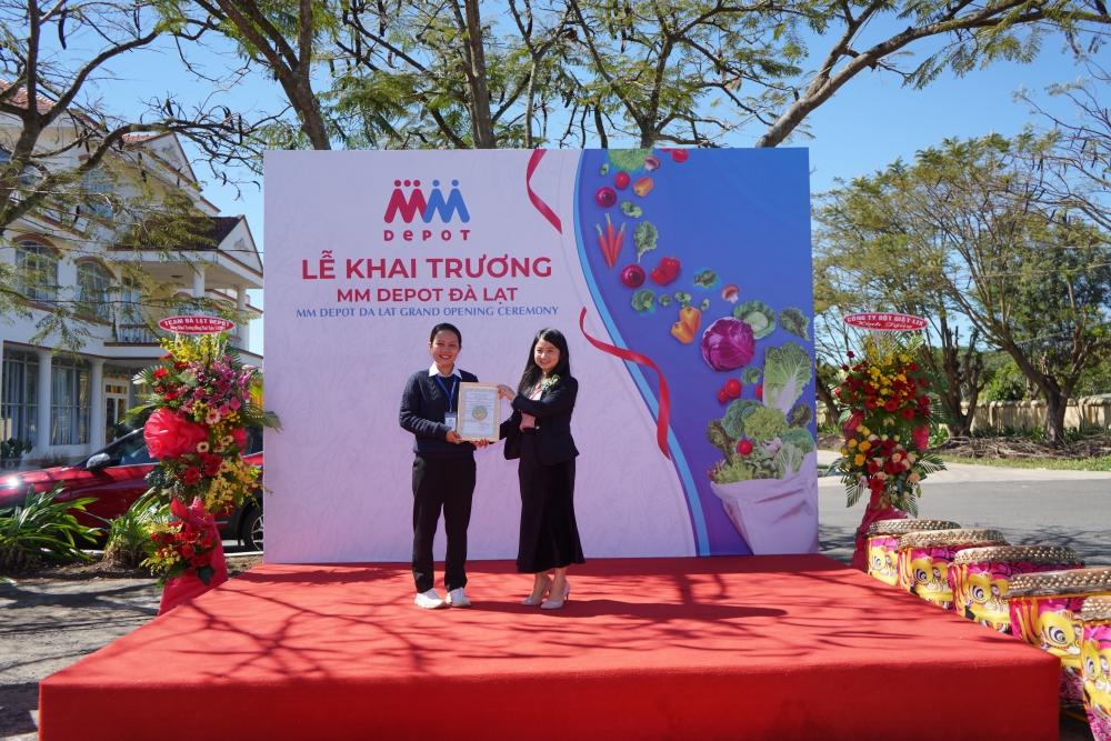 MM Mega Market Việt Nam mở rộng khu vực kinh doanh tại Đà Lạt