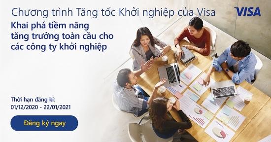 Visa hỗ trợ các công ty khởi nghiệp khai phá tiềm năng tăng trưởng toàn cầu