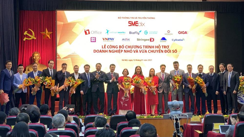 VietnamWorks được chọn tham gia chương trình hỗ trợ doanh nghiệp nhỏ và vừa chuyển đổi số