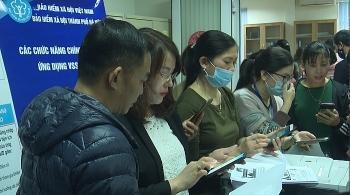 Giám sát quá trình đóng bảo hiểm xã hội của đơn vị qua ứng dụng VssID
