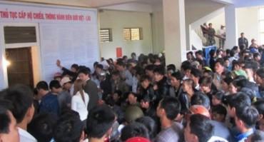 Lao động nước ngoài được lưu trú tại Lào không quá 5 năm