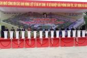 Khởi công xây dựng Nhà tưởng niệm đồng chí Nguyễn Đức Cảnh