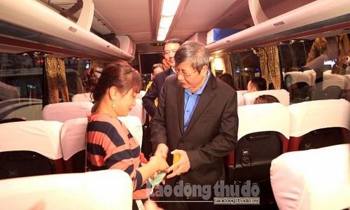 Hà Nội đã đạt được kết quả toàn diện trong việc chăm lo Tết cho đoàn viên