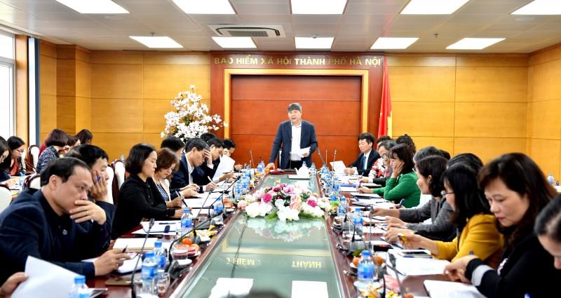 Bảo hiểm xã hội Hà Nội: Siết chặt kỷ cương hành chính ngay sau kỳ nghỉ Tết