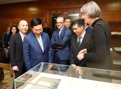 Mở thêm nhiều cơ hội hợp tác, phát triển giữa CHLB Đức và Việt Nam