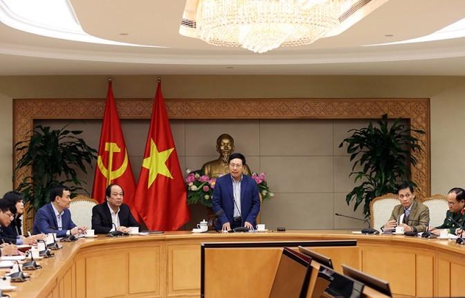 Gấp rút hoàn tất công tác chuẩn bị cho Hội nghị thượng đỉnh Mỹ - Triều