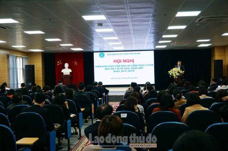 Hà Nội: Triển khai nghiệp vụ thu - chi bảo hiểm xã hội qua hệ thống ngân hàng