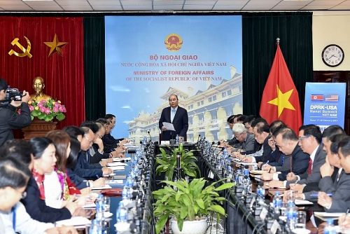 Lan tỏa hình ảnh đẹp về đất nước và con người Việt Nam với thế giới