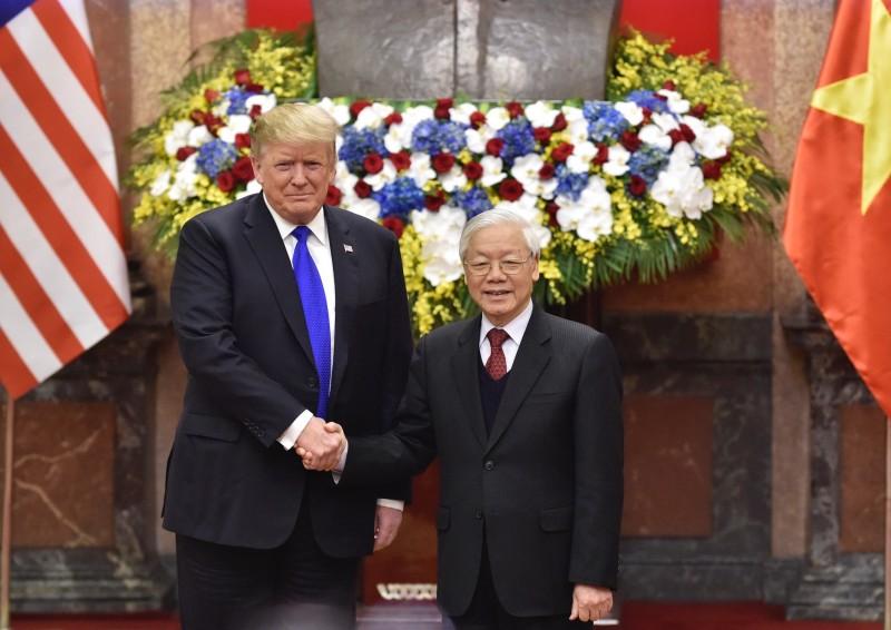 Hoa Kỳ sẽ tiếp tục hợp tác với Việt Nam thúc đẩy quan hệ Đối tác toàn diện