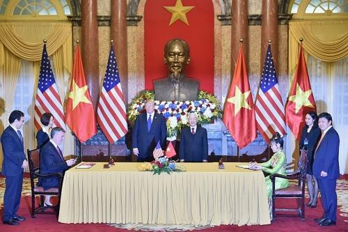 Kim ngạch thương mại Việt Nam - Hoa Kỳ tăng trưởng liên tục ở mức 20%