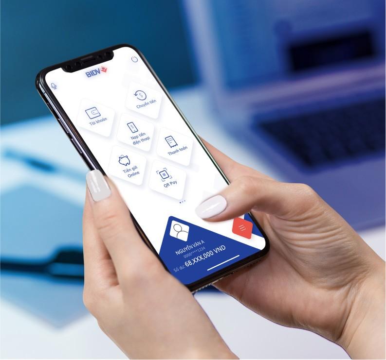BIDV tặng phí cho khách hàng giao dịch online trong mùa dịch Covid-19