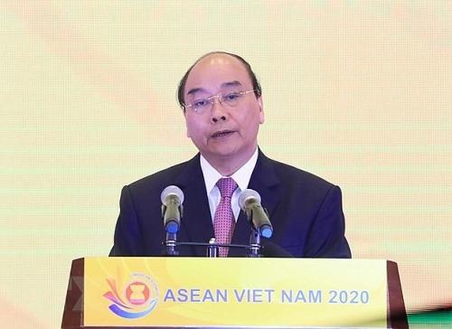 Chủ tịch ASEAN tuyên bố về ứng phó của ASEAN với dịch bệnh Covid-19