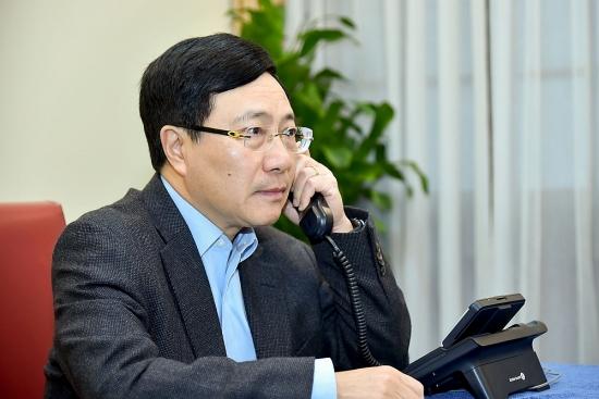 Hoa Kỳ tiếp tục coi trọng quan hệ với Việt Nam