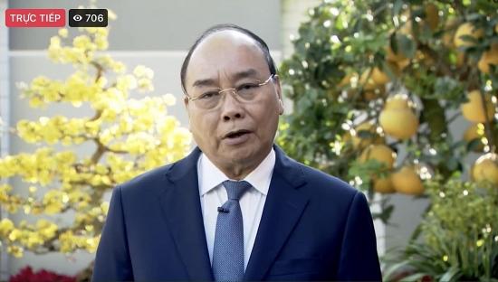 Thủ tướng cảm ơn giai cấp công nhân Việt Nam đi đầu, gương mẫu trong phòng chống dịch bệnh