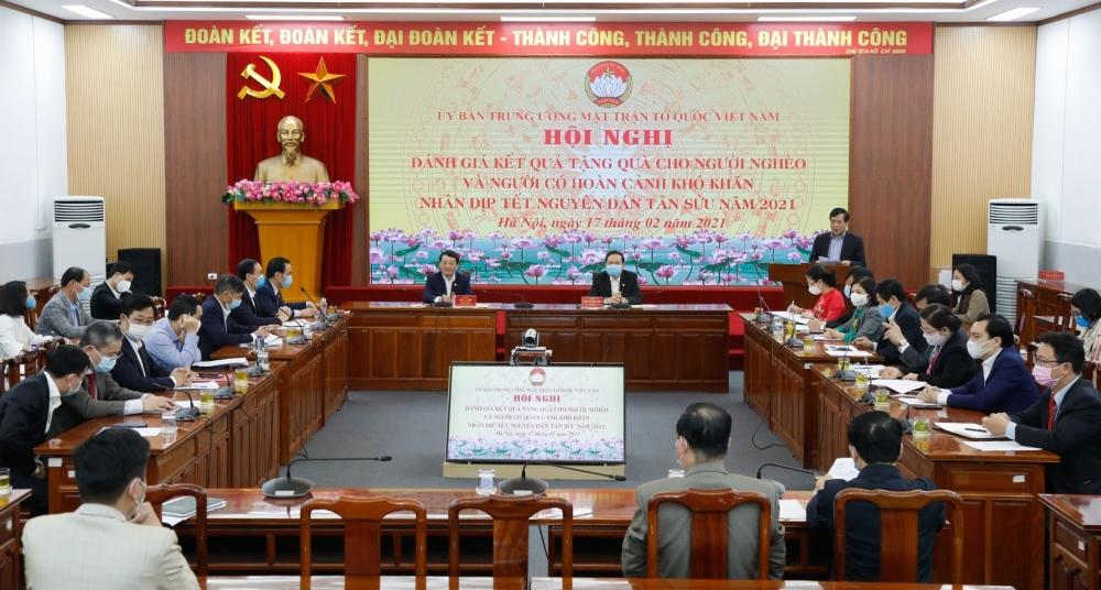 Trên 6.114 tỷ đồng chăm lo cho người nghèo dịp Tết Tân Sửu