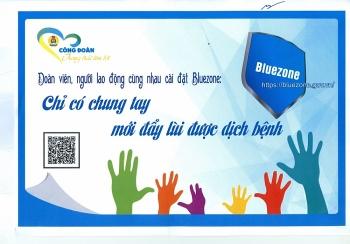 Hải Dương: Phấn đấu 100% công nhân lao động cài đặt, sử dụng ứng dụng Bluezone